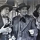 Anne Gwynne, Fuzzy Knight, and James C. Morton in Bad Man from Red Butte (1940)