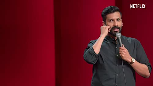 One of the best comics in India makes his Netflix debut - Kanan Gill promises a lot of laughs, some happy-tears and a lot of PJs in this comedy special.