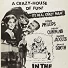 Peggy Cummins and Leslie Phillips in In the Doghouse (1961)