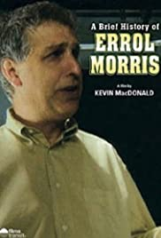 A Brief History of Errol Morris Poster