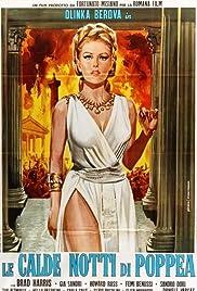 Le calde notti di Poppea Poster