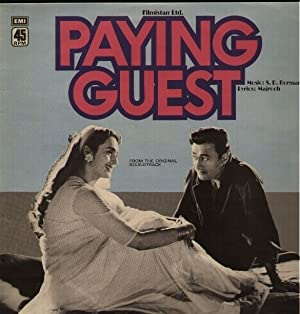Where to stream Paying Guest