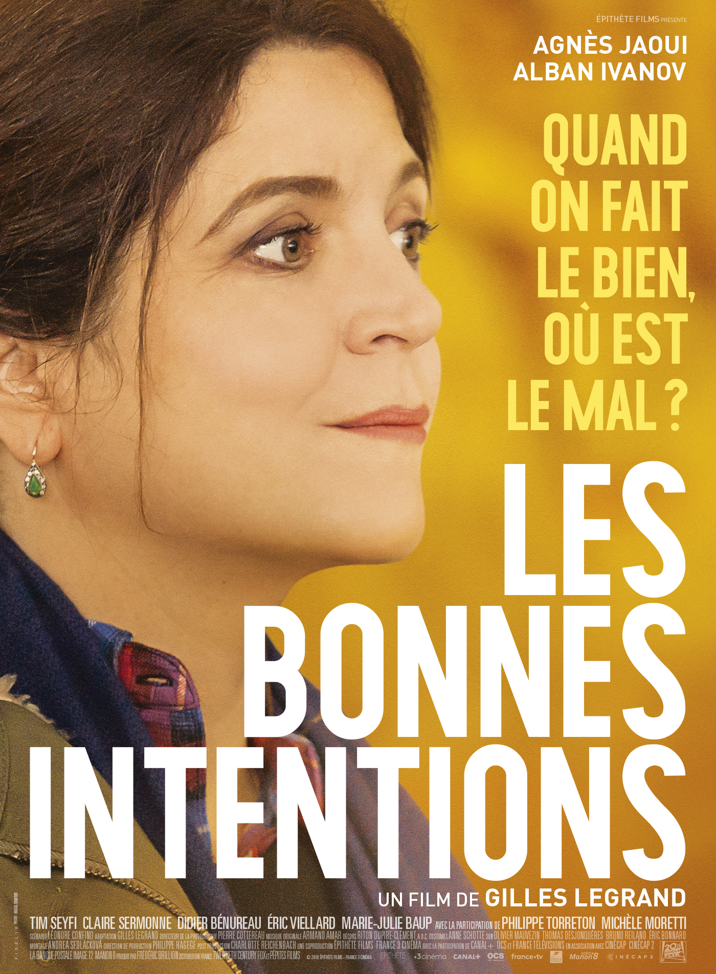 Les Bonnes Intentions (2018)   IMDb