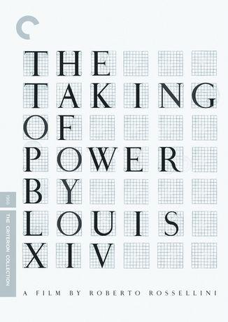 La prise de pouvoir par Louis XIV (1966)