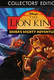 The Lion King: Simba's Mighty Adventure Poster