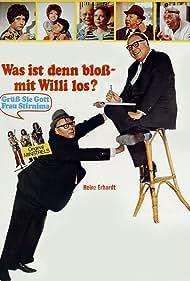 Was ist denn bloß mit Willi los? (1970) Poster - Movie Forum, Cast, Reviews
