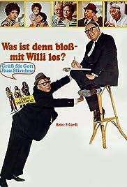 Was ist denn bloß mit Willi los?(1970) Poster - Movie Forum, Cast, Reviews