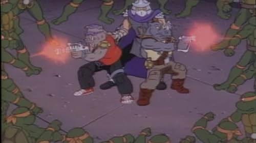 Teenage Mutant Ninja Turtles: Machine Malfunction