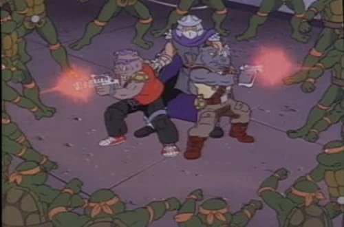 Teenage Mutant Ninja Turtles: Machine Malfunction