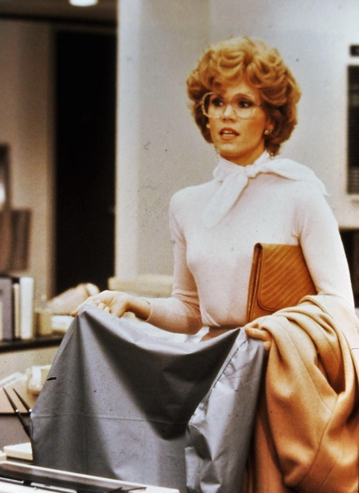 Jane Fonda in Nine to Five (1980)