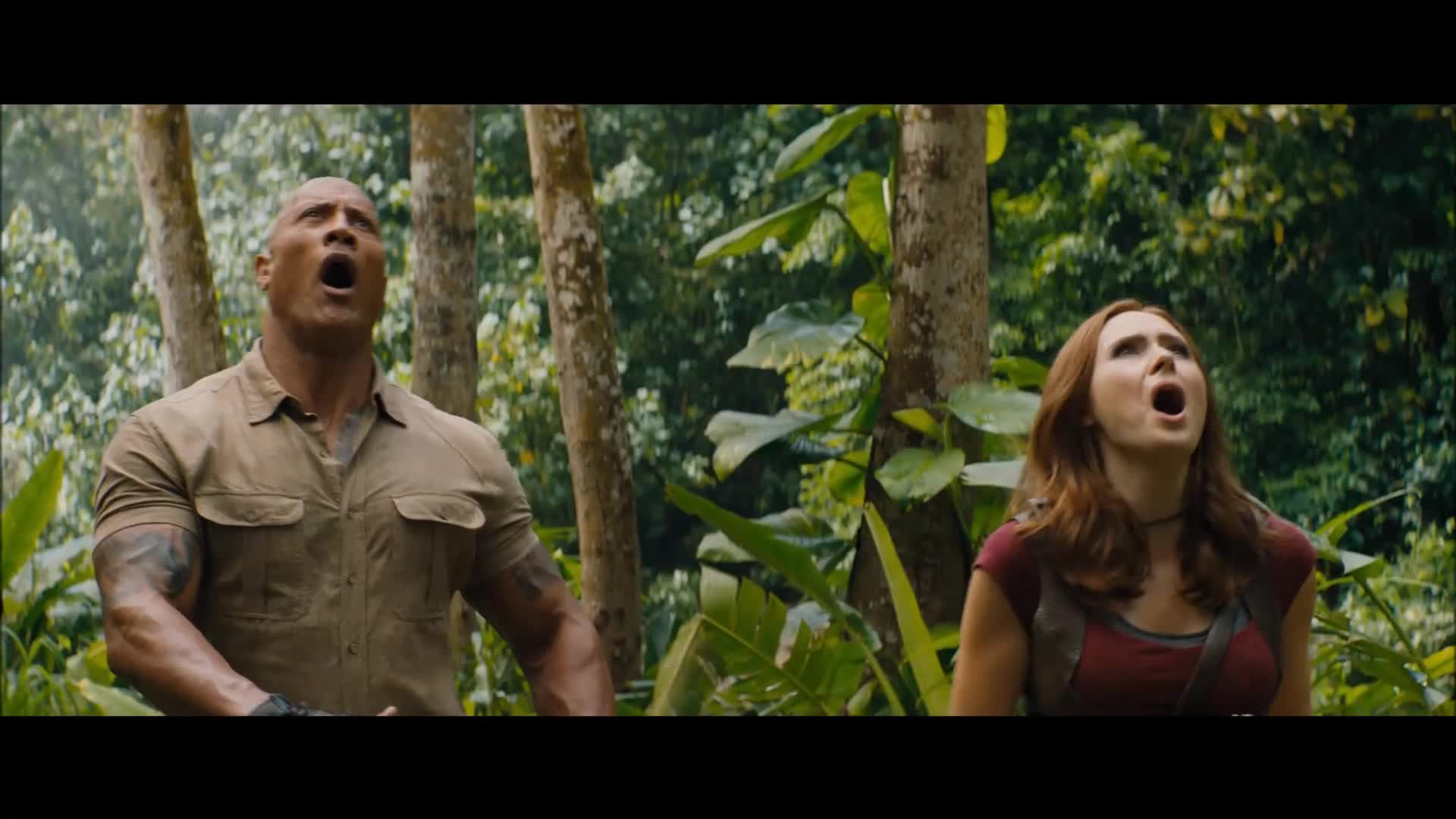 Official Trailer from Jumanji: The Next Level (2019)