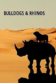 Bulldogs & Rhinos: Blue on Blue Poster