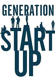 Génération start-up Poster