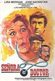 Señora doctor Poster