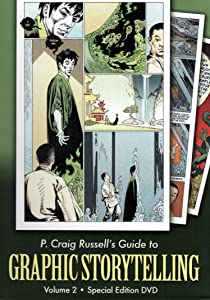 Watch speed movie2k P. Craig Russell's Guide to Graphic Storytelling, Volume 2 [HDR]