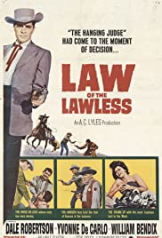 Law of the Lawless Poster
