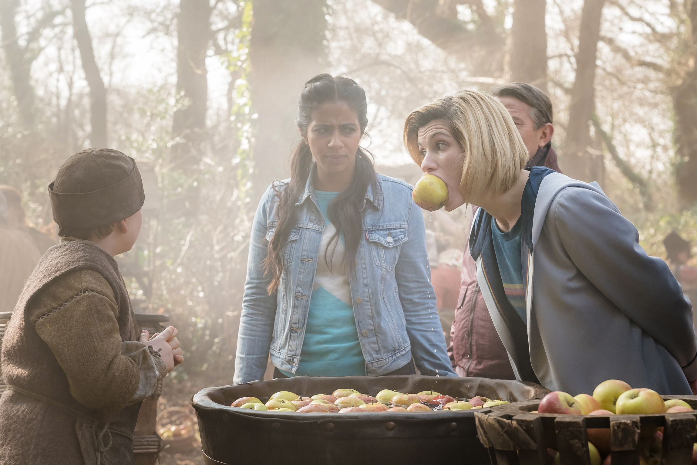 Image result for the witchfinders doctor who