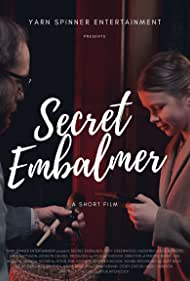Troy Greenwood and Hudsynn Grace Kennedy in Secret Embalmer (2021)