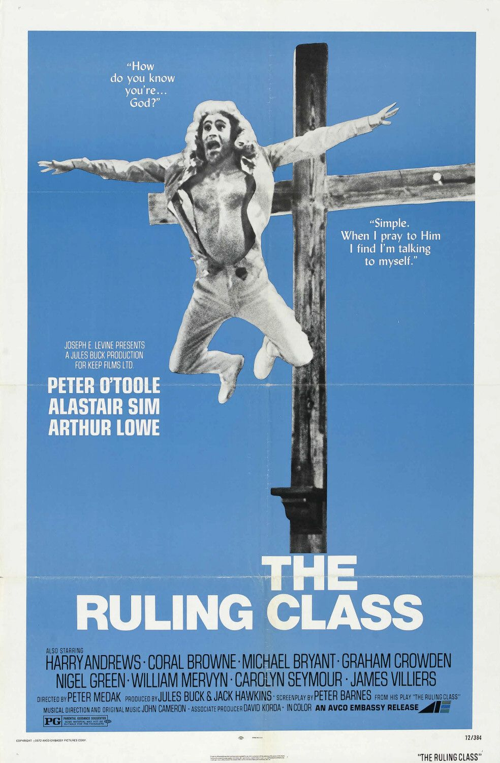 the ruling class 1972 imdb