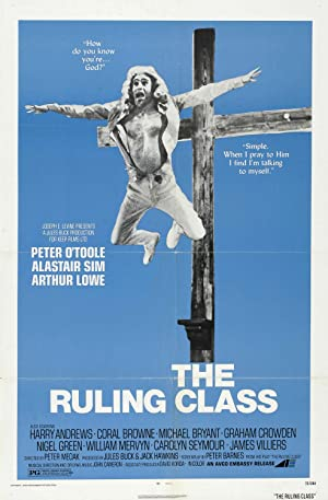 The Ruling Class Poster Image
