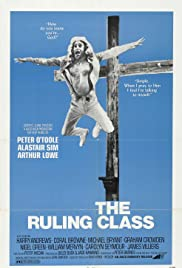 The Ruling Class (1972) Poster - Movie Forum, Cast, Reviews