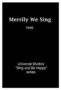 Merrily We Sing none