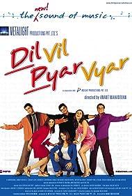 Dil Vil Pyar Vyar (2002) Poster - Movie Forum, Cast, Reviews