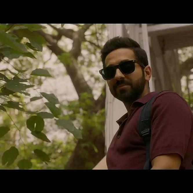 Ayushmann Khurrana in Andhadhun (2018)