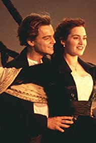 Leonardo DiCaprio and Kate Winslet in The Movies (2019)