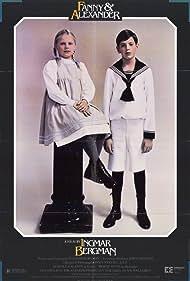 Pernilla Allwin and Bertil Guve in Fanny och Alexander (1982)