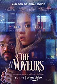 The Voyeurs (2021) HDRip English Movie Watch Online Free