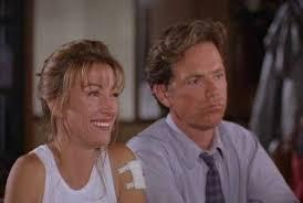 Jane Seymour and Bruce Greenwood in The Absolute Truth (1997)