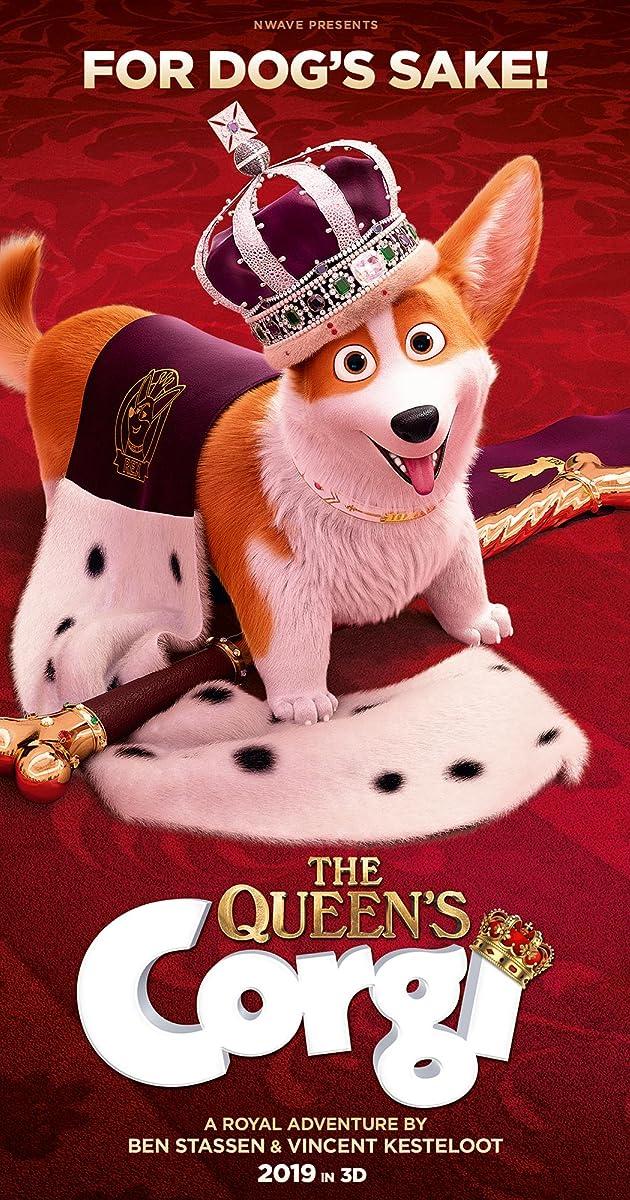 Watch Full HD Movie The Queen's Corgi (2019)