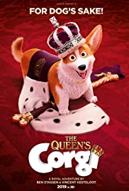 Watch Full HD Movie The Queen's Corgi (2019)