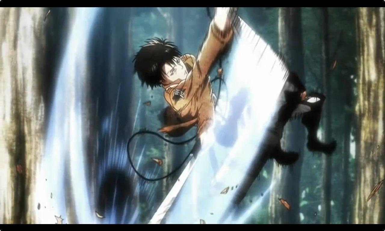 """دانلود زیرنویس فارسی فیلم """"Attack on Titan"""" OVA: No Regrets - Part 2"""