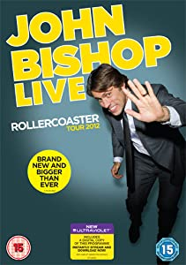 PDA movie downloads John Bishop Live: The Rollercoaster Tour by Paul Wheeler [1280x1024]