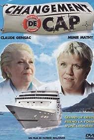 Claude Gensac and Mimie Mathy in Changement de cap (1998)