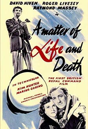A Matter of Life and Death Poster Image