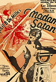 Madam Satan (1930) Poster - Movie Forum, Cast, Reviews