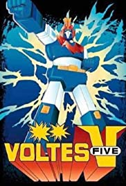 Voltes V (1977) filme kostenlos