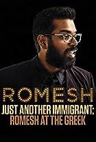 Romesh Ranganathan: Just Another Immigrant - Romesh at the Greek