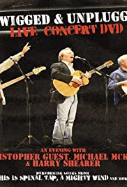 Unwigged & Unplugged Live Concert DVD: An Evening with Christopher Guest, Michael McKean and Harry Shearer Poster
