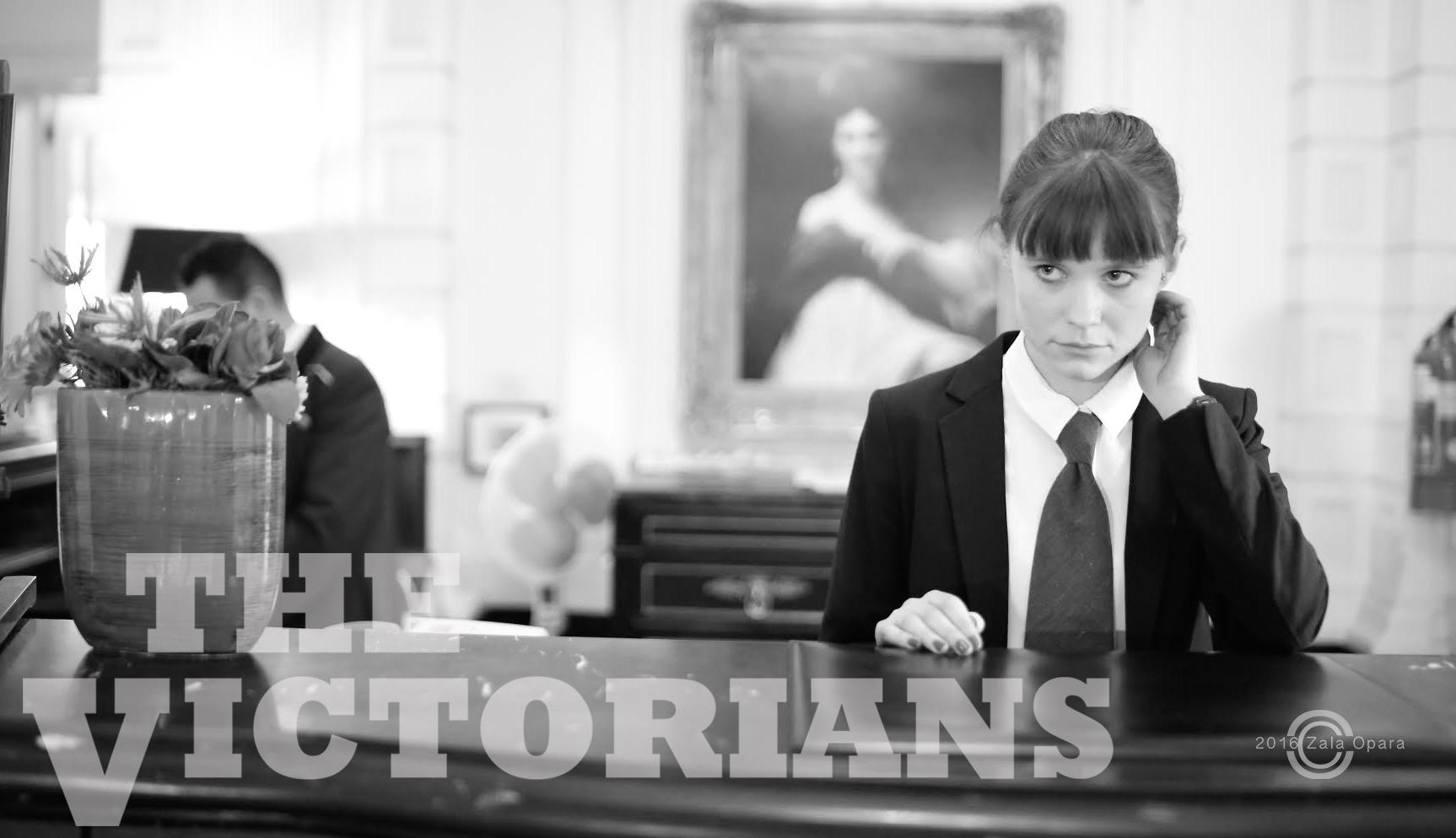 Ali Rodney in The Victorians (2020)