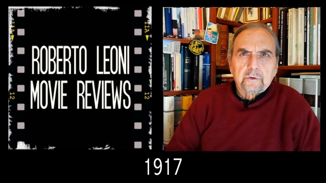 Roberto Leoni in 1917 (2020)