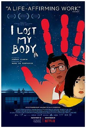 مشاهدة فيلم I Lost My Body 2019 مترجم أونلاين مترجم