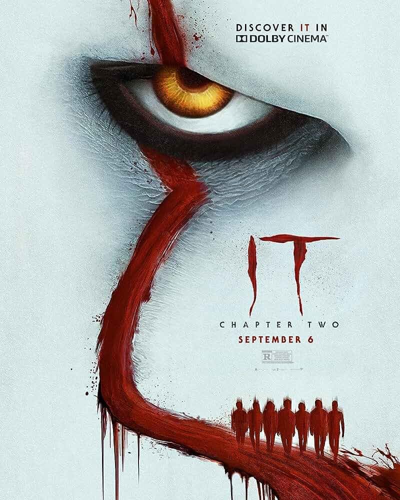 It Chapter Two (2019) Dual Audio [Hindi – English] HDCAM x264 AAC