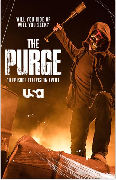 The Purge S1 (2018) Subtitle Indonesia