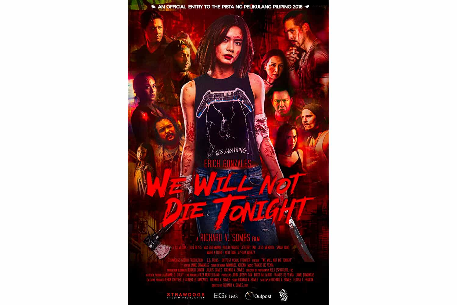 We Will Not Die Tonight (2018)