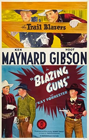 Where to stream Blazing Guns