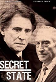 Secret State Poster